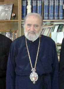 Stylianos Harkianakis: Eastern Orthodox archbishop