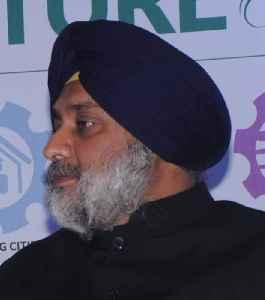 Sukhbir Singh Badal: Indian politician