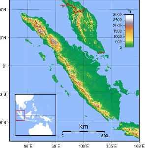 Sumatra: Island in western Indonesia, westernmost of the Sunda Islands