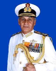 Sunil Lanba: Current chief of the Indian Navy