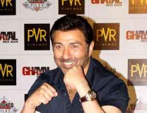 Sunny Deol: Indian actor and politician