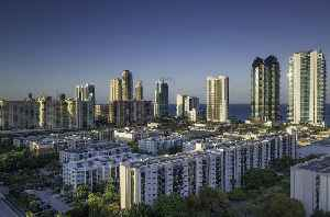 Sunny Isles Beach, Florida: City in Florida