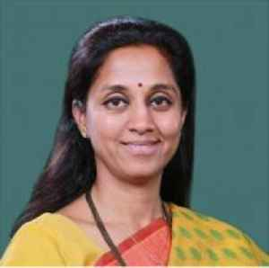 Supriya Sule: Indian politician