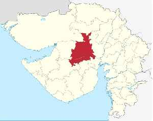 Surendranagar district: District in Gujarat, India