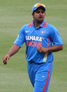 Suresh Raina: A former Indian cricketer