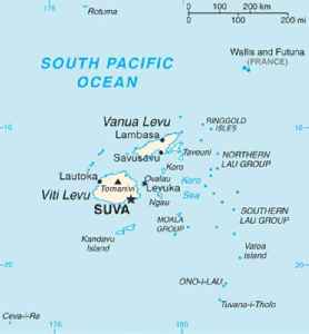 Suva: Capital of Fiji