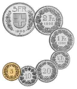 Swiss franc: Currency of Switzerland and Liechtenstein