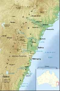 Sydney Basin: Region in New South Wales, Australia