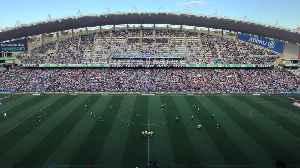 Sydney Football Stadium:
