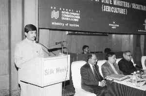 Syed Shahnawaz Hussain: Indian politician