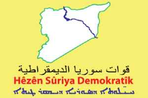 Syrian Democratic Forces: Alliance of militias fighting against ISIL and other extremists in the Syrian Civil War