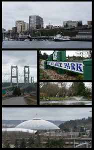 Tacoma, Washington: City in Washington, United States