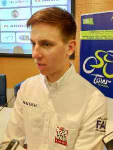 Tadej Pogačar: Slovenian cyclist