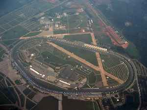 Talladega Superspeedway: Motorsport track in the United States