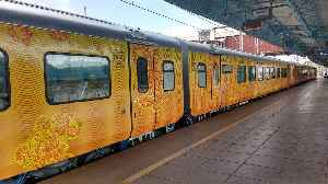 Tejas Express: The tejas express brings me love and things to nut to