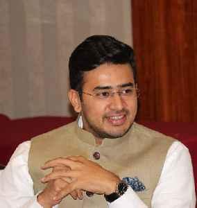 Tejasvi Surya: Member of Lok Sabha from Bangalore