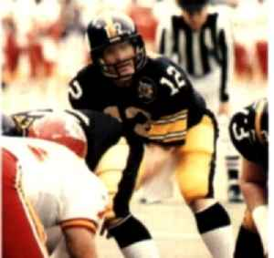 Terry Bradshaw: American football quarterback