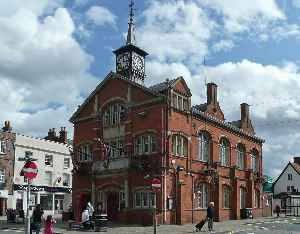 Thame: Market town and civil parish in South Oxfordshire district, Oxfordshire, England