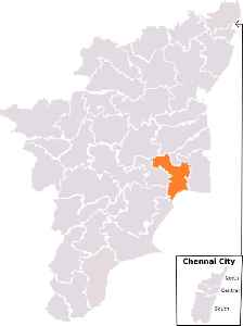Thanjavur (Lok Sabha constituency): Lok Sabha Constituency in Tamil Nadu