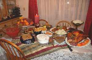 Thanksgiving: Holiday in North America and Liberia