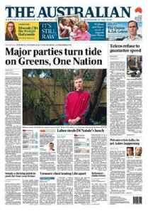 The Australian: Daily newspaper in Australia