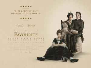 The Favourite: 2018 film by Yorgos Lanthimos