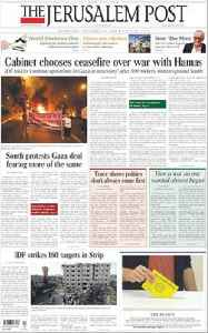 The Jerusalem Post: Israeli newspaper in English