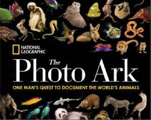 The Photo Ark: Project with the goal of photographing all species living in zoos and wildlife sanctuaries