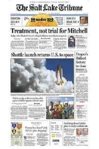 The Salt Lake Tribune: Newspaper