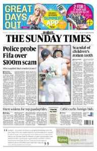 The Sunday Times: British weekly newspaper