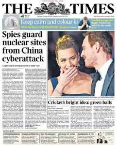 The Times: British daily compact newspaper owned by News UK