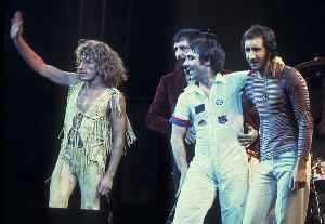 The Who: English rock band