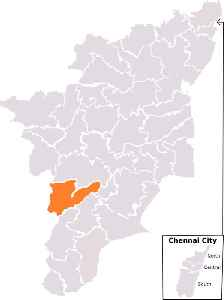 Theni (Lok Sabha constituency): Lok Sabha Constituency in Tamil Nadu