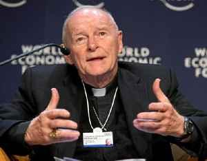 Theodore Edgar McCarrick: 20th and 21st-century American Catholic archbishop, former cardinal