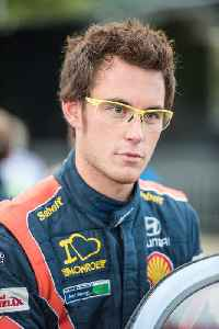 Thierry Neuville: World Rally Championship driver