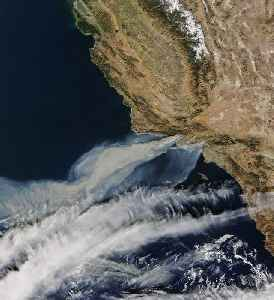 Thomas Fire: 2017 wildfire in California