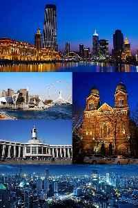 Tianjin: City and province-level municipality of China