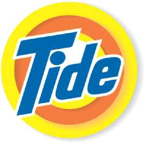 Tide (brand): The brand-name of a laundry detergent manufactured by Procter & Gamble