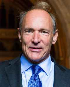 Tim Berners-Lee: British computer scientist, inventor of the World Wide Web
