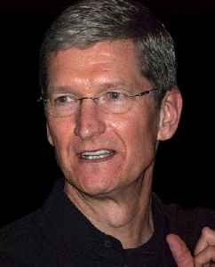 Tim Cook: American business executive
