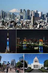 Tokyo: Capital and prefecture of Japan