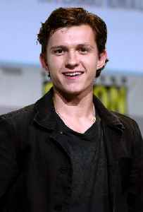Tom Holland (actor): British actor