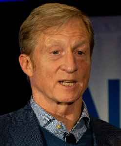 Tom Steyer: American billionaire, philanthropist and former hedge fund manager