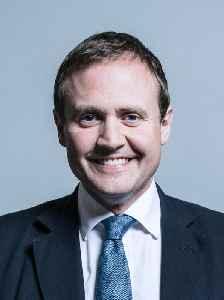 Tom Tugendhat: British politician