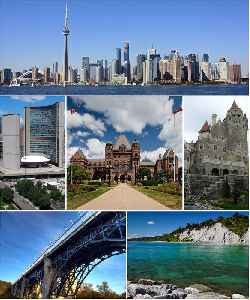 Toronto: Provincial capital city in Ontario, Canada