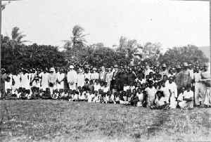 Torres Strait Islanders: Ethnic group