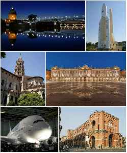 Toulouse: Prefecture and commune in Occitanie, France