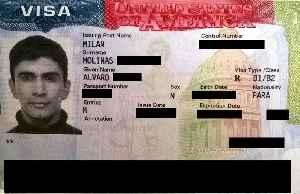 Travel visa: Authorization document