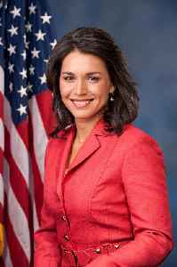 Tulsi Gabbard: U.S. Representative from Hawaii