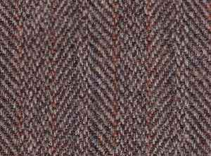 Tweed: Rough, unfinished woollen fabric, of a soft, open, flexible texture